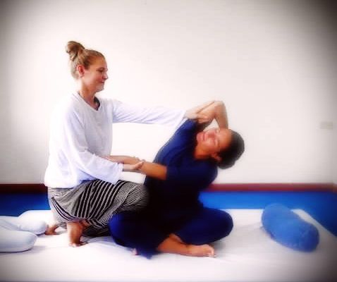 Traditional Thai Massage Level 1