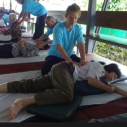 Table Thai Massage Level 1